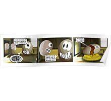 Peanuts Spew Poster
