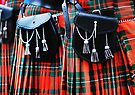 Scottish Kilts  & Sporrans by Laurie Minor