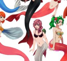 Mermaid Fantasy Sticker