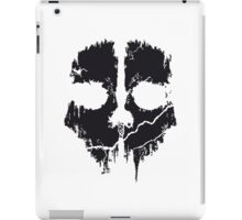 Ghost Black iPad Case/Skin
