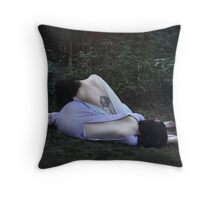 Martyrs To A Name Throw Pillow