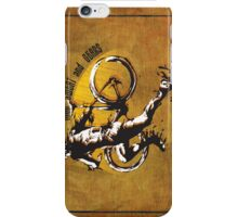 Mud Sweat & Gears Cyclocross  iPhone Case/Skin