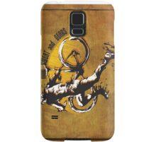 Mud Sweat & Gears Cyclocross  Samsung Galaxy Case/Skin
