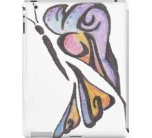 Tribal Butterfly iPad Case/Skin