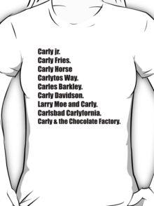 CARLY DAVIDSON T-Shirt