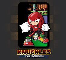 Knuckles by dee9922