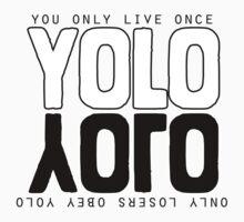 YOLO much? by Suhana Salleh