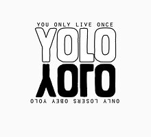 YOLO much? Unisex T-Shirt