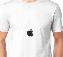 Simplistic Apple Branding Unisex T-Shirt
