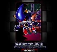 Metal Sonic by dee9922