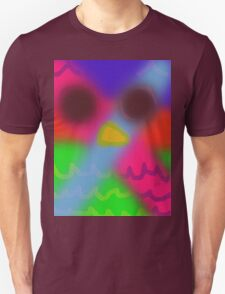 psychedelic owl  T-Shirt