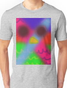 psychedelic owl  Unisex T-Shirt