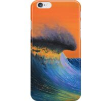 The Shining - Surf art painting iPhone Case/Skin