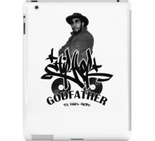 The Godfather of Hip-Hop iPad Case/Skin