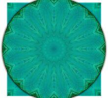 Agate Heart Chakra Mandala by haymelter