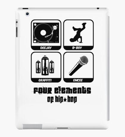 Four Elements of Hip-Hop iPad Case/Skin