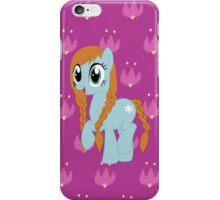 Pony Anna iPhone Case/Skin