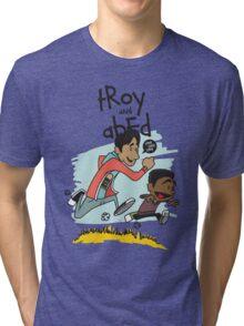 Troy + Abed Tri-blend T-Shirt