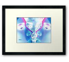 Gossip Framed Print