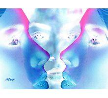 Gossip Photographic Print