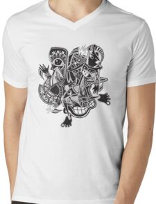 Supernatural  Mens V-Neck T-Shirt