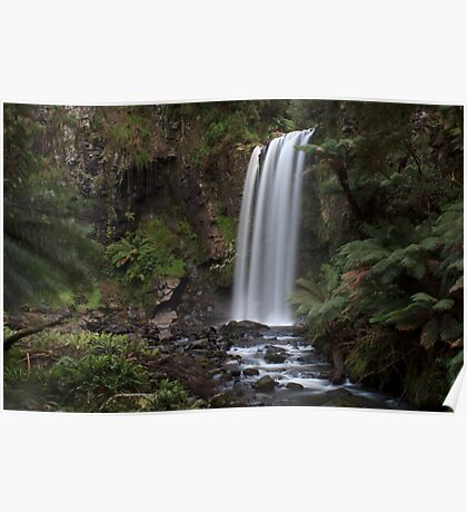 Hopetoun Falls Poster