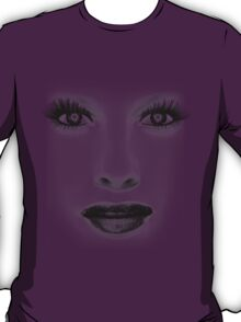Night MUA Face  T-Shirt