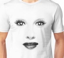 Night MUA Face  Unisex T-Shirt
