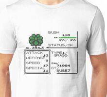 Bushmon lvl18 Unisex T-Shirt