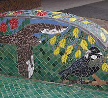 Seat detail (Kawakawa) by lezvee