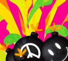 Tic_Tac_Bomb Sticker