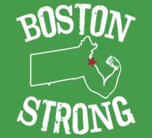 Boston Strong Arm by WickedCool