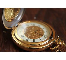 The Timepiece  Photographic Print