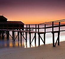 Daybreak, Portsea VIC by Chris Munn