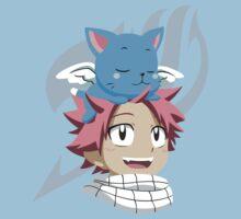Natsu and Happy Kids Clothes