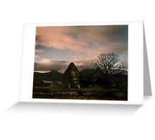 Dunvegan, Skye Greeting Card