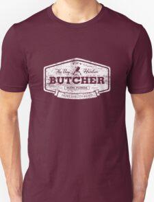 The Bay Harbor Butcher (worn look) Unisex T-Shirt