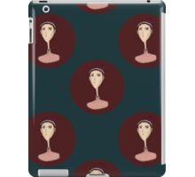 IPAD Cover: Miss Toffee iPad Case/Skin