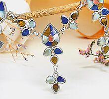 Wholesale Silver Jewellry, Gemstone Jewelry by Rananjayexports