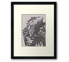 The Royal Jester Framed Print