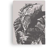 The Royal Jester Canvas Print