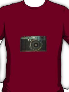 Fuji X100 camera looking a bit older T-Shirt
