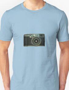 Fuji X100 camera looking a bit older Unisex T-Shirt