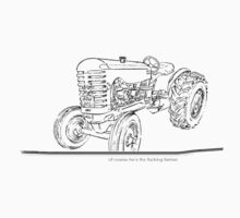 withnail tractor by defacto101