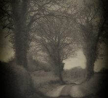 Spooky Lane by JulieCoe