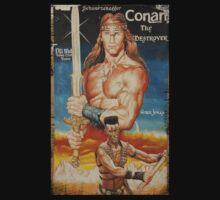 Conan by GarfunkelArt