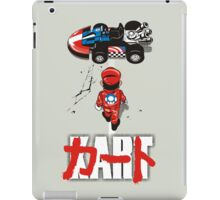 KART iPad Case/Skin