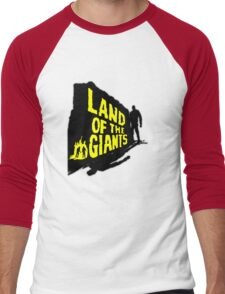 Land Of The Giants Men's Baseball ¾ T-Shirt