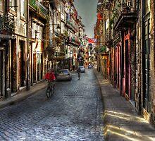 Porto Street by Robyn Carter
