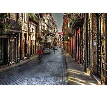Porto Street Photographic Print